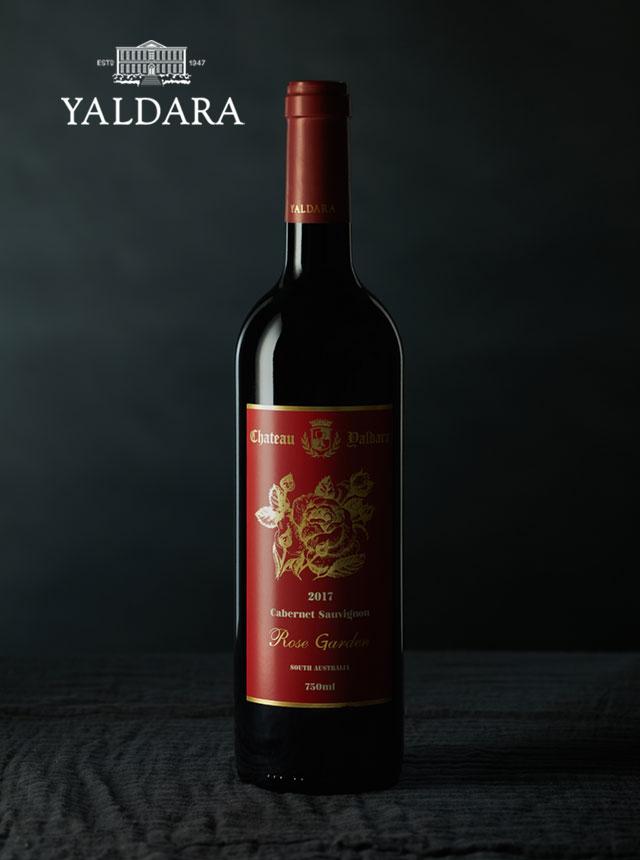 玫瑰花园赤霞珠干红葡萄酒2017