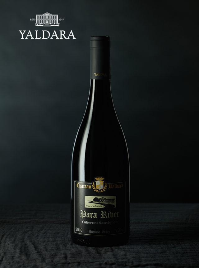 帕拉河西拉干红葡萄酒2018